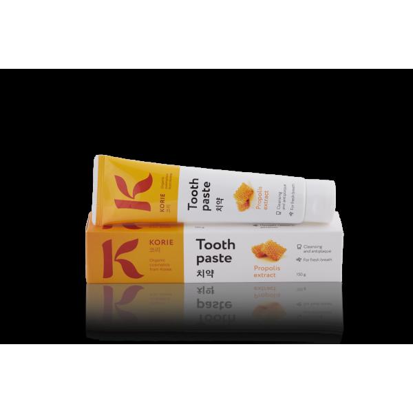 "Натуральная зубная паста Korie ""Прополис"""